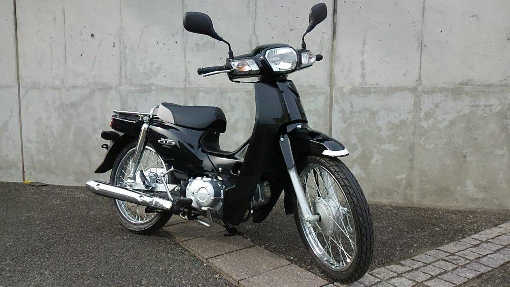 スーパーカブ110,JA10