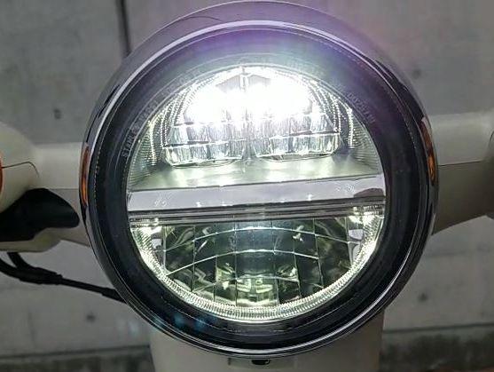 スーパーカブ110 JA44 ヘッドライト
